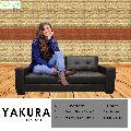 YAKURA SELF ADHESIVE FOAM WALL TILES (DIY) (Red Brown & Stone Beige)- Made In Korea