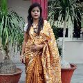 Cotton Hand Block Batik Print Sarees