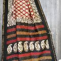 Hand Block Printed Chanderi Silk Sarees