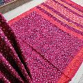 Hand Block Printed Cotton Mulmul Sarees