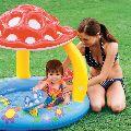 Intex Inflatable Mushroom Pool 57407