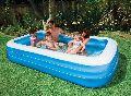Intex Rectangular Swim Center Family Swimming Pool 58484
