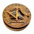 Antique Finish Compass
