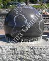 Garden Stone Sphere