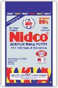 Nidco Acrylic wall Putty