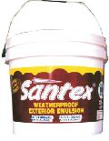 Santex Weatherproof Exterior Emulsion