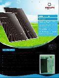 NanoPV Thin film Solar Panel