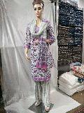 Stitched Cotton Suits