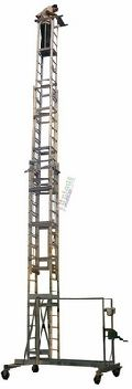 Aluminium Tilting Tower Extension Ladder
