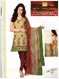 Cotton Printed Punjabi Suit