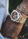 Mens Bracelet Wrist Watch