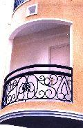 MS Steel Balcony Grill