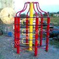 Round Climber Playground Equipment
