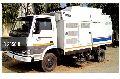 R 2350 D Road Sweeper Machine
