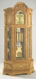 GERMAN GRANDFATHER CLOCKS
