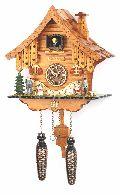 musical cuckoo clocks