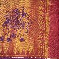 Cotton Silk Block Printed Sarees