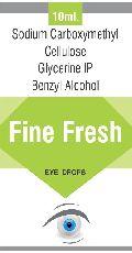 Fine Fresh Eye Drops