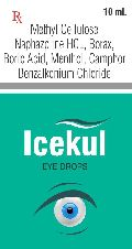 Icekul Eye Drops