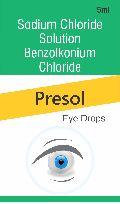 Presol Eye Drops