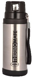 Jayco Silver Insulated Water Bottle