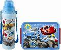 Jayco Blue Lunch Box & Water Bottle Set