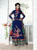 Zaira Semi Stitched Suits
