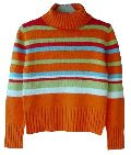 Kids Turtleneck Sweater