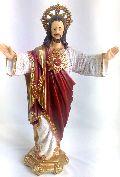 Blessing Jesus Statue