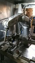 Robotic Component cleaning machine