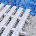 Two Pin Swimming Pool Grating