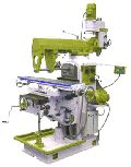 Vertical Ram Turrent Milling Machine