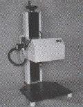 LCD Pneumatic Dot Pin Marking Machine