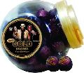 Hugs Center Filled Gold Black Candy Chocolate