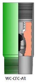 Anti Rotational Plug Cement Float Collar
