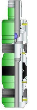 Hydro Mechanical Bridge Plug