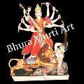 Maa Durga Marble Statue 2
