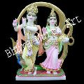 Marble Radha Krishna Statues 1