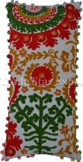Indian Embroidery Home Decor Pillow Cover