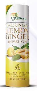 Moringa Lemon Ginger Infusion Tea