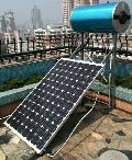 Solar & Electric Water Heater