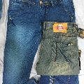 Mens Dobby Lycra Jeans