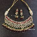 Jhalar Necklace Set