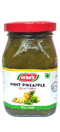 Mint Pineapple Chutney