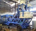 M 28 Pan Type Mobile Concrete Batching Plant