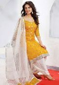 Salwar Kameez with plazo