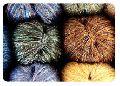 Tri Color yarn