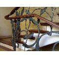 Designer Stainless Steel Railing Fabrication Services