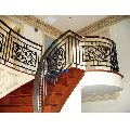 Mild Steel Staircase Railing Fabrication Services