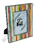 Colored Bone Photo Frame
